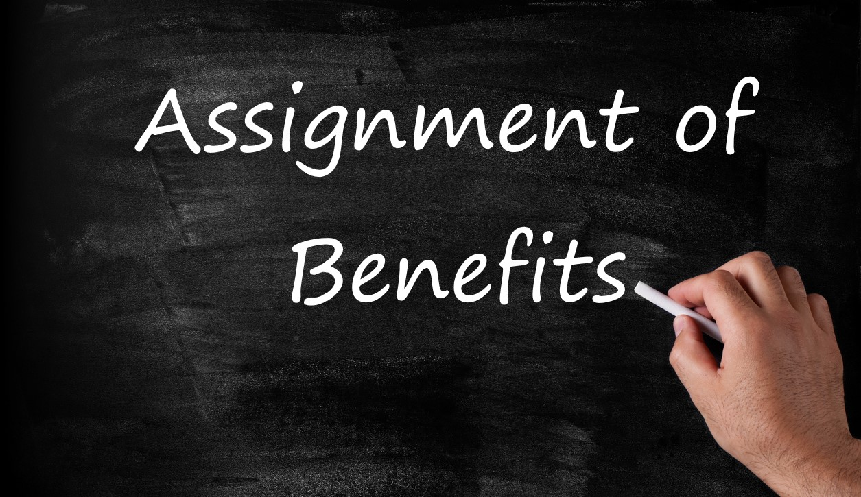 assignment-of-benefits-backboardiStock-179117355